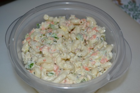 mac salad ranch