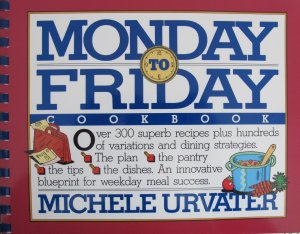 Monday-to-Friday-Cookbook