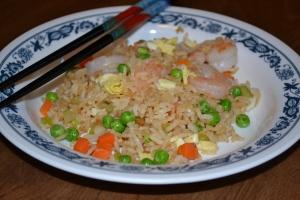 Last Minute Shrimp Fried Rice (7)