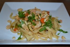 TNT Shrimp Fettuccine (4)