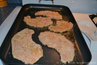 Veal Milanese (3)