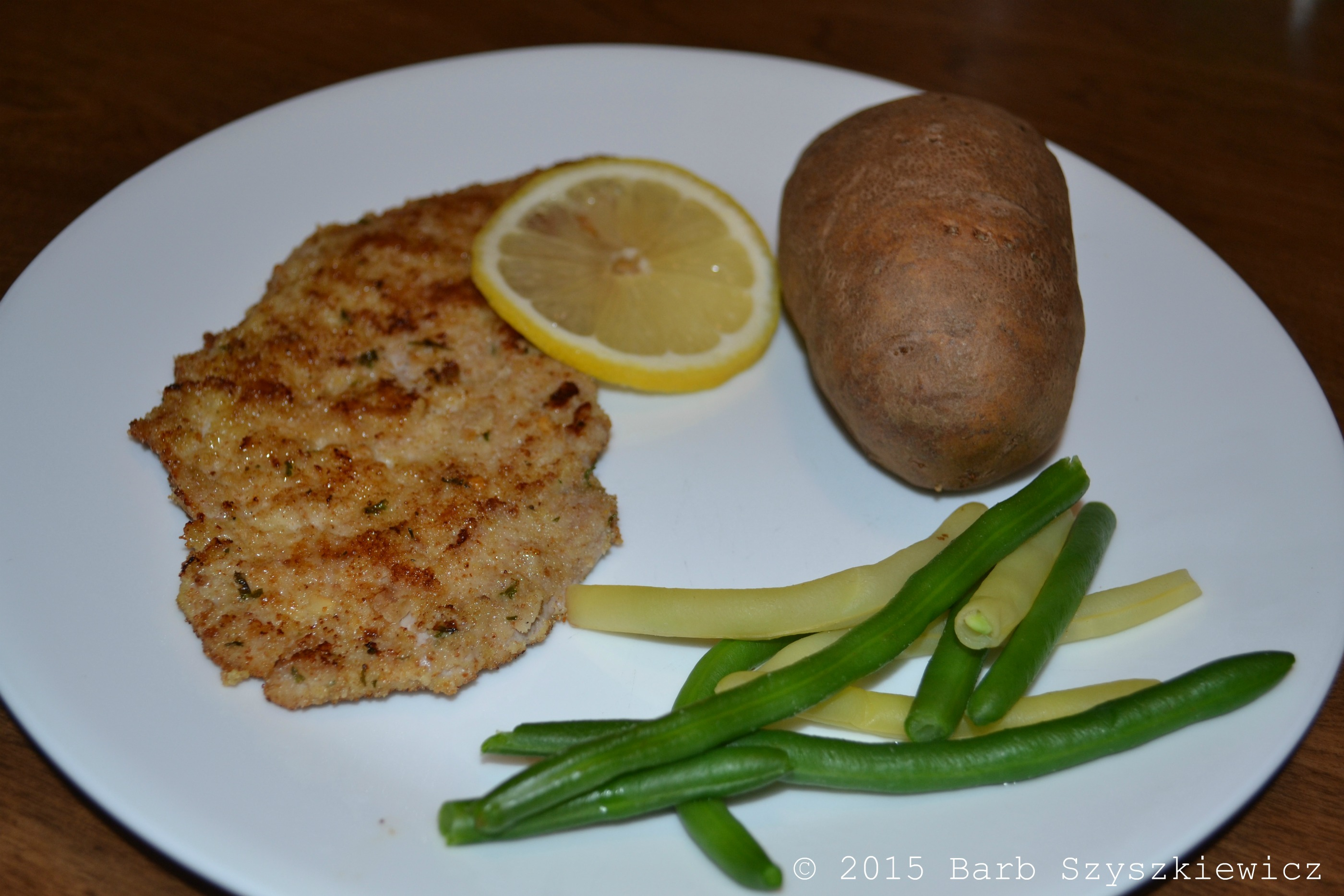Veal Milanese - Smith & Wollensky |Veal Milanese