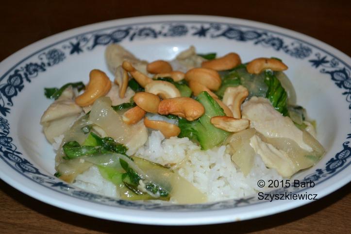bok choy chicken stir fry (3) c