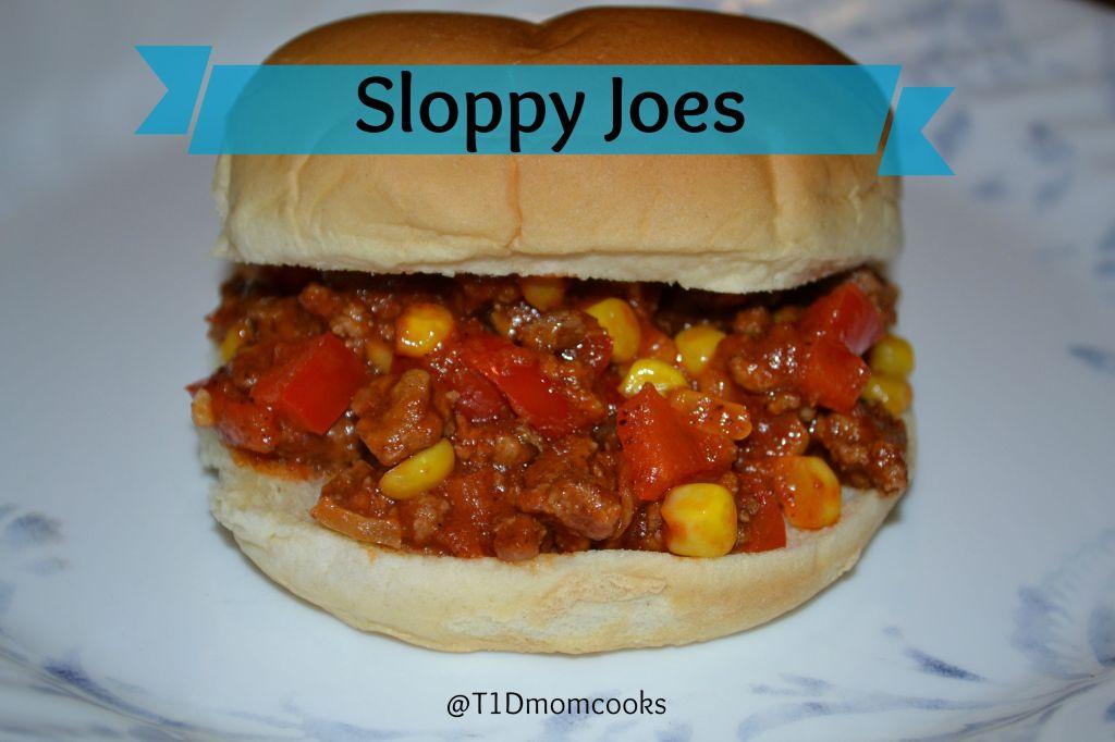 sloppy joes (4) T C