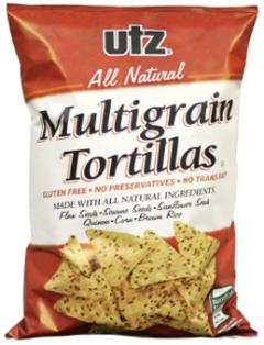 utz multigrain tortillas