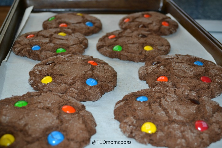 double choc mm cookies (1) c