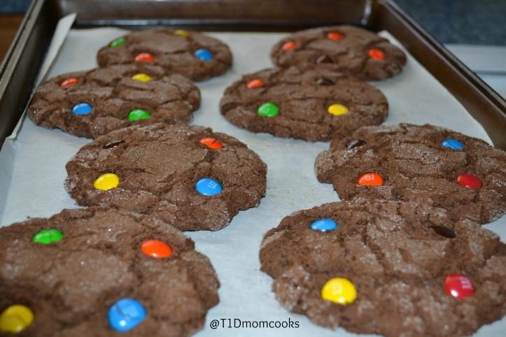 double choc mm cookies (1) c