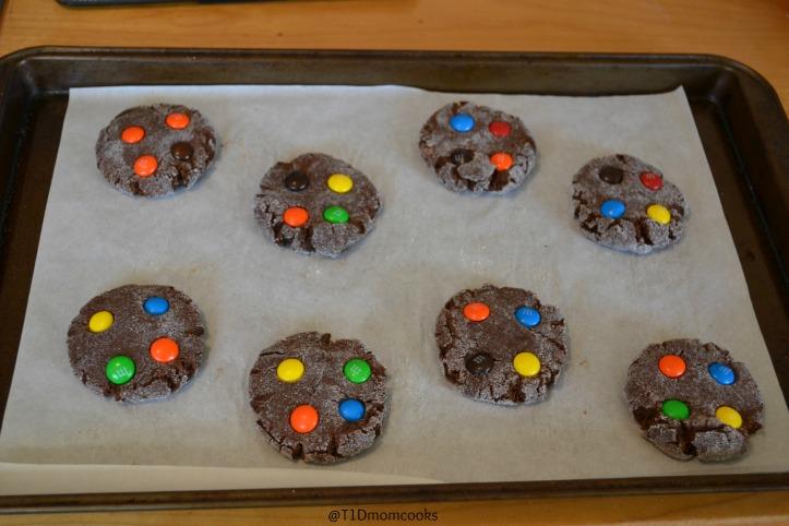 double choc mm cookies (6)c