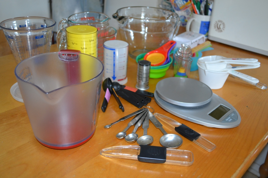 measuring devices (4)