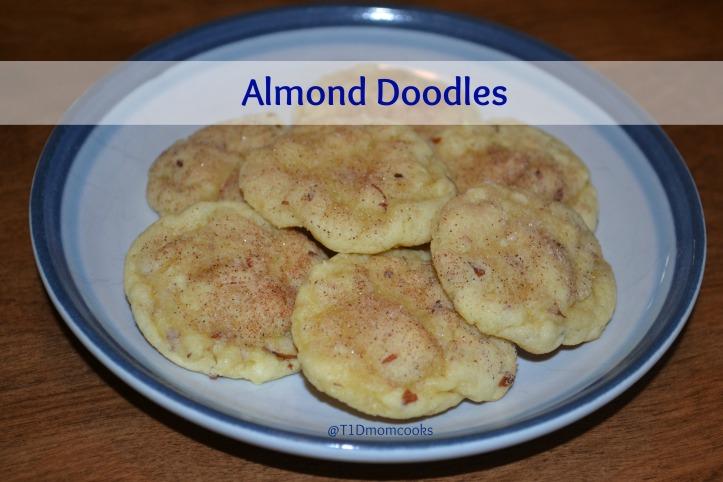 almond doodle cookies (1)T C