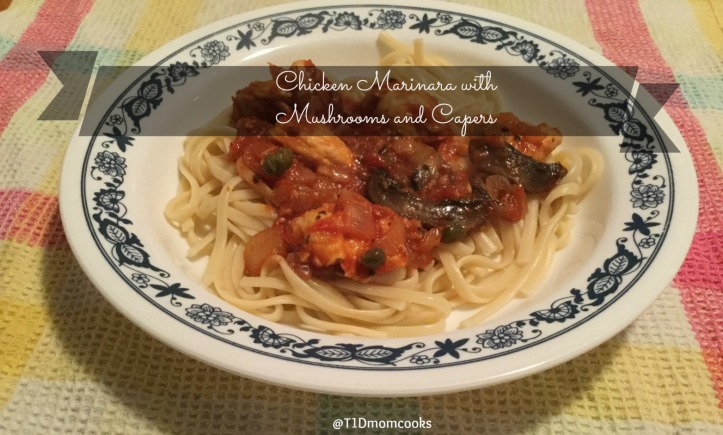 chicken marinara mushrooms capers (2)C T