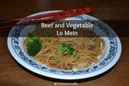 beef veg lo mein (1) T C