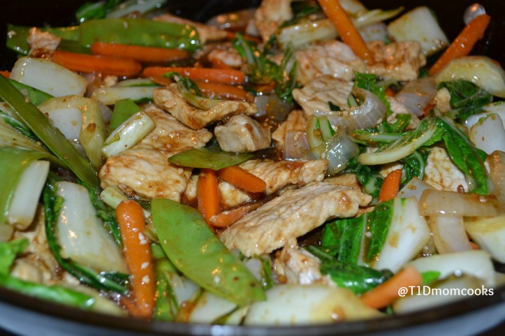 Pork Lo Mein by Barb Szyszkiewicz for Cook and Count