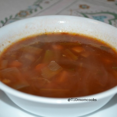 Vegetable Barley Soup by Barb Szyszkiewicz (CookandCount.wordpress.com)