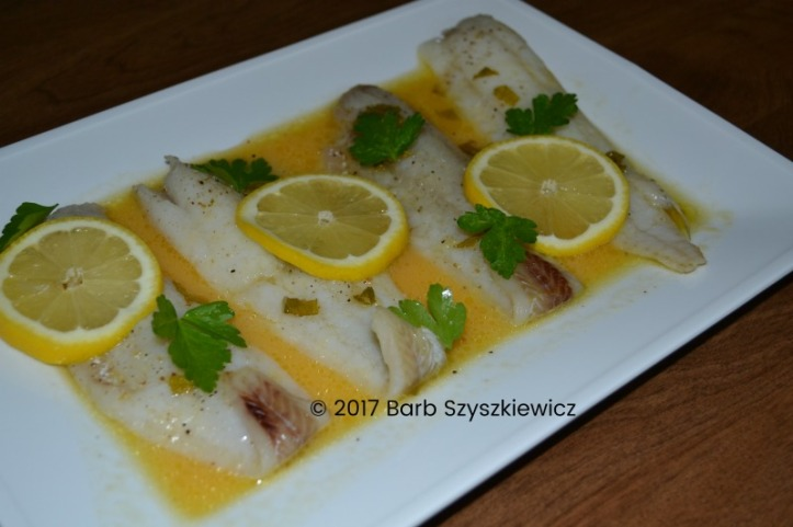 fish with citrus mint sauce (4c)