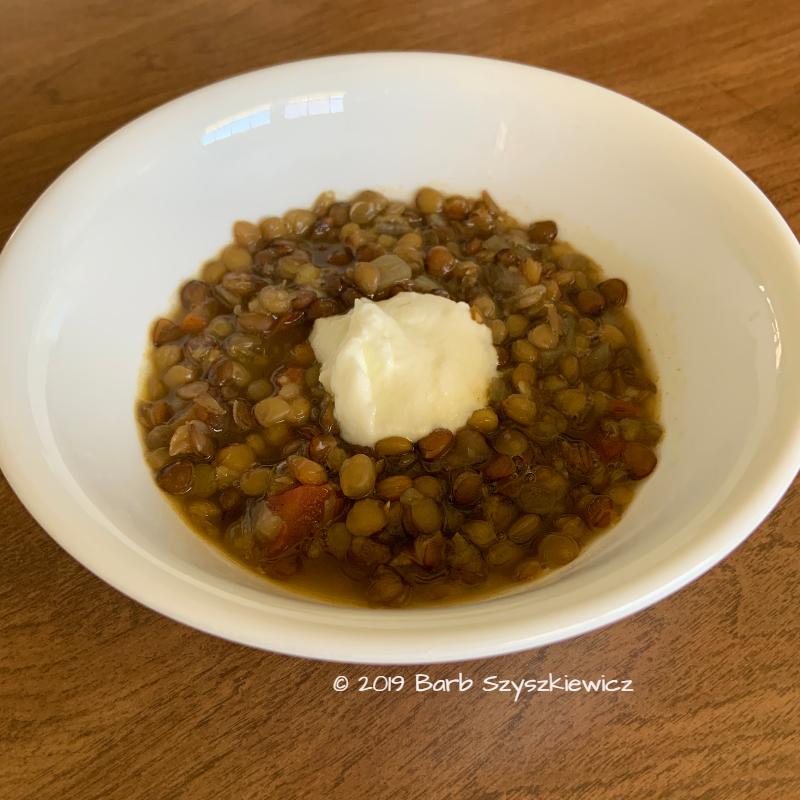 moroccan lentil soup b