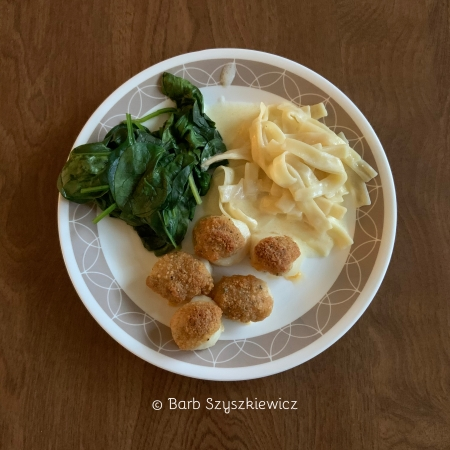 Baked Scallops (Barb Szyszkiewicz) CookandCount.wordpress.com