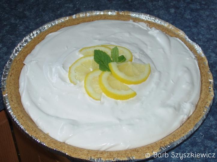Lemonade Pie (CookAndCount)